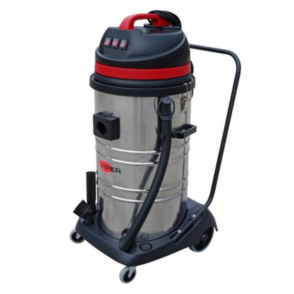 Aspirateur 3 moteurs (Eau + poussières)