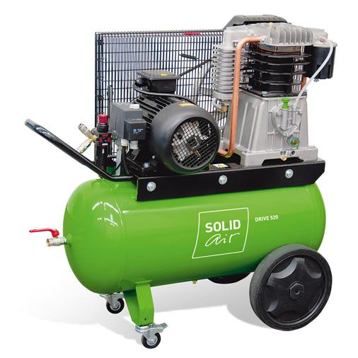 Boge SOLIDDRIVE 600 - Compresseur électrique mono